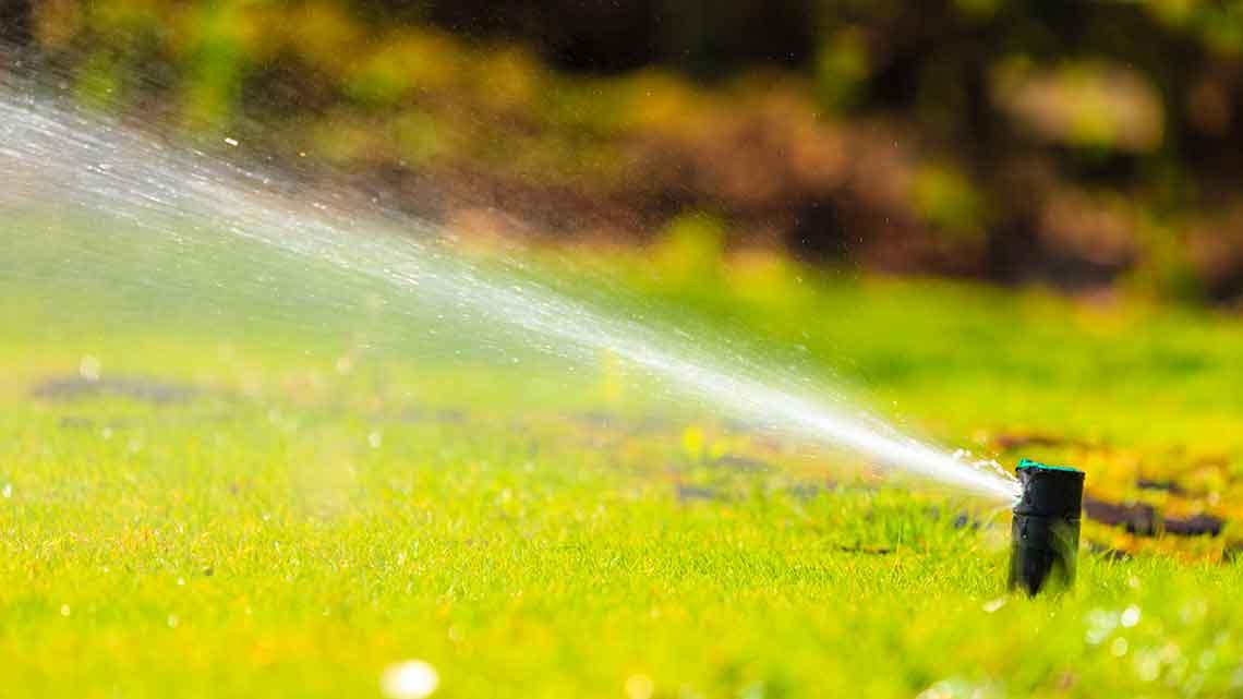 Determining Sprinkler System Costs